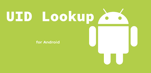 UID Lookup for Android - Apps on Google Play