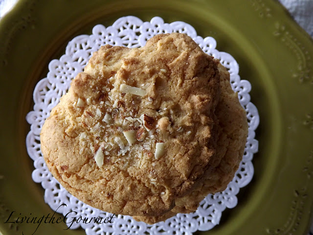 Easy Chinese Almond Cookies!!! Recipe