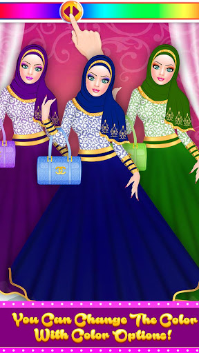 Hijab Doll Fashion Salon