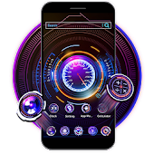 Neon Car Hologram Launcher Theme Live Wallpapers Android APK Download Free By Best Launcher Theme & Wallpapers Team 2019