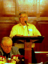 Photo: Ron Williamson spoke about IHOP day