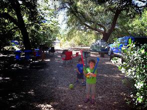Photo: Caspers Wilderness Park Camp Site