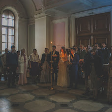 Wedding photographer Darya Osokina (DaryyaOsokina). Photo of 15.09.2015