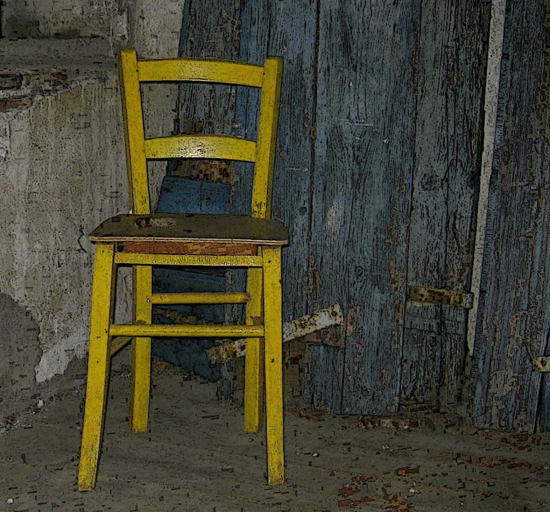 """La sedia """"Vincent Van Gogh"""" di yuna57"""