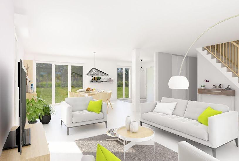 Vente Terrain + Maison - Terrain : 500m² - Maison : 110m² à Puiseux-le-Hauberger (60540)