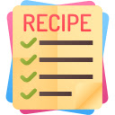Rockin Recipe Backgrounds