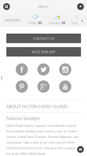 Hilton Head Island Compass- screenshot thumbnail