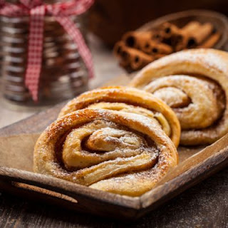 Super Simple Cinnamon Sugar Rolls