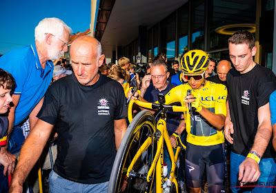 Tourwinnaar Bernal bezorgd over impact van dopinggevallen