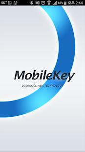Mobilekey(KeylessKeyDoorlock) - náhled