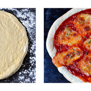 Pizza Dough Without Yeast.