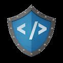 Конфиденциальность коробка icon