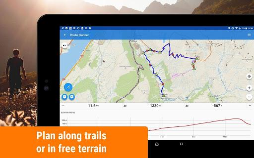 Locus Map Free - Hiking GPS navigation and maps 3.48.2 Screenshots 10