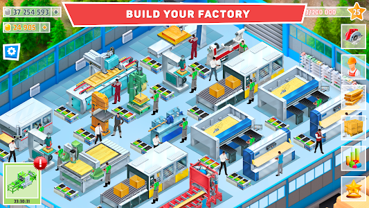 Timber Tycoon - Factory Management Strategy 1.0.7