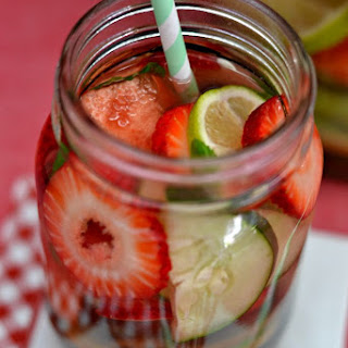 Fruit Infused Vitamin Water