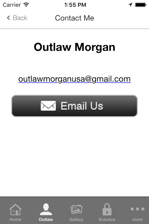 Outlaw Morgan- screenshot