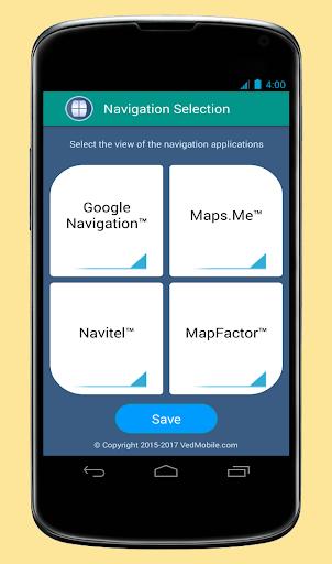 Send to Navigation 2.3.0 screenshots 8