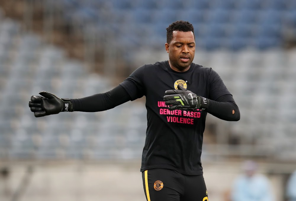 Itumeleng Khune catches heat after Amakhosi's defeat by Cape Town City - 'this club is finished' - TimesLIVE