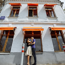 Wedding photographer Anastasiya Khairova (Khairova). Photo of 09.01.2017