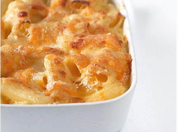 Eunice's Easy Homemade Macaroni & Cheese Recipe