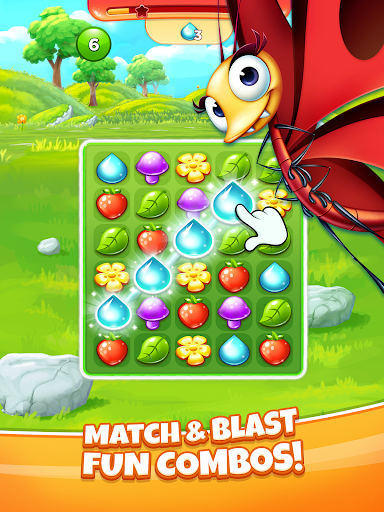 Best Fiends Stars - Free Puzzle Game 2.1.1 screenshots 9