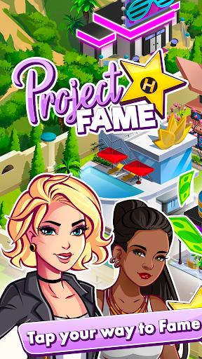 Idle Project Fame: Build a Beauty Empire 1.1.08 screenshots 1