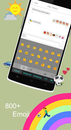 TouchPal - Cute Emoji Keyboard 5.7.4.4 screenshot 59291