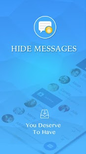Privacy Messenger - Secured text, SMS, Call screen- screenshot thumbnail