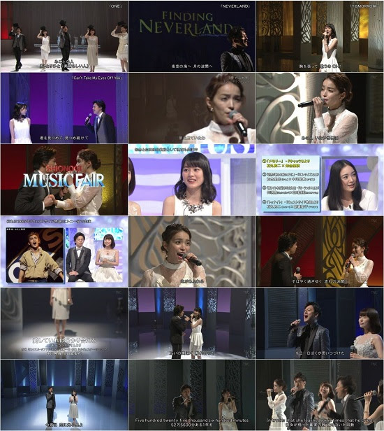 (TV-Music)(1080i+720p) Music Fair 170902