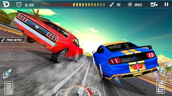 Real Muscle Car Drift Racing Android Apps On Google Play