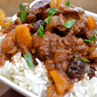 Mediterranean Beef Stew.