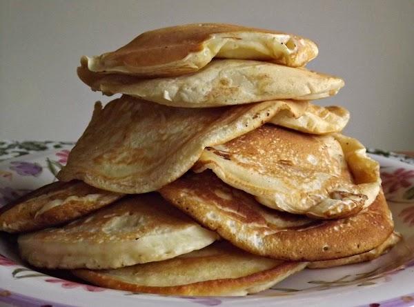 Pancakes For Breakfast, Lunch Or Dinner Recipe