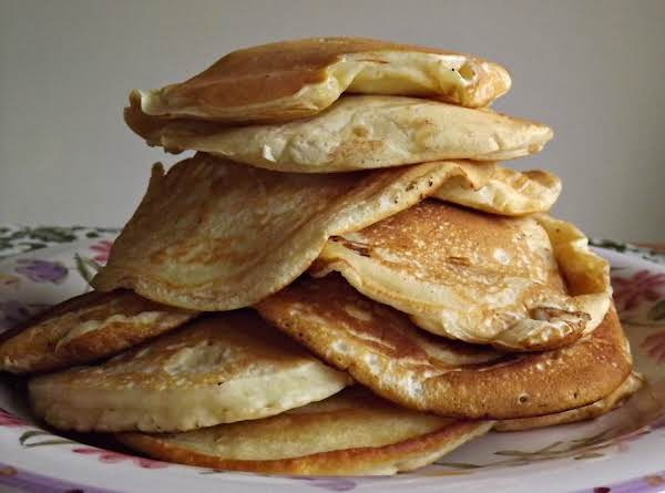 Pancakes For Breakfast, Lunch Or Dinner Recipe