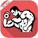 30 Day Arm Workout Challenge icon