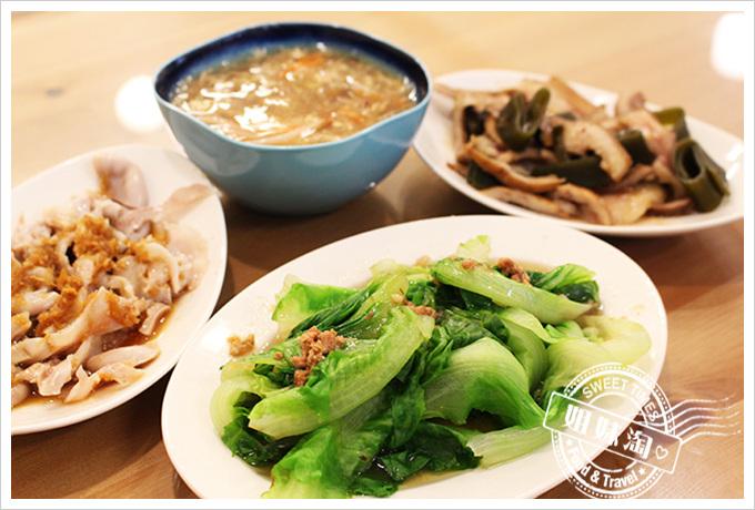 豬餃 手桿餃子專賣店 青菜