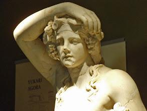 Photo: Burdur, Dionysus met Sater afkomstig uit de Westelijke Boven Agora van Sagalassos, 160-180 n.C.