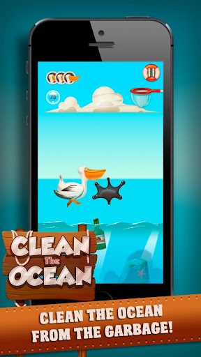 Clean The Ocean - Save Nature