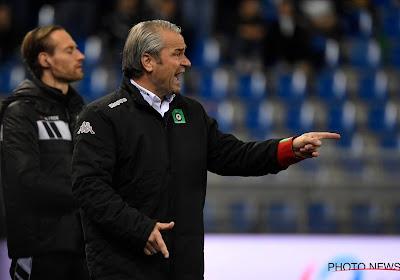Bernd Storck déçu après le partage face Mouscron son ancienne équipe