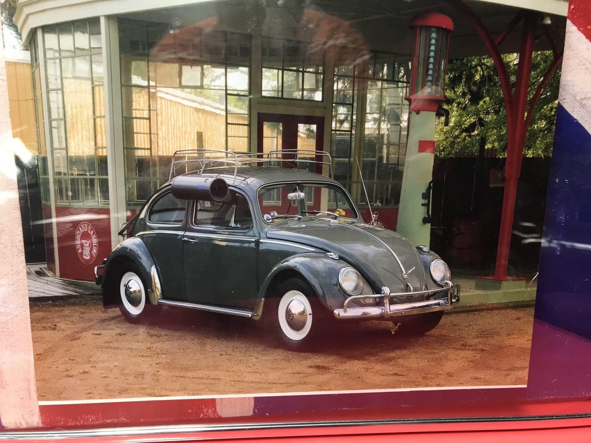Volkswagen Beetle Hire New York