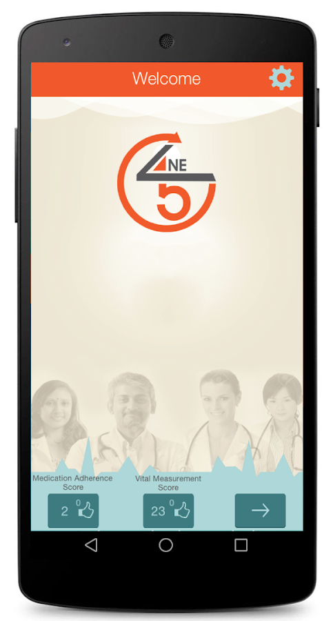 Forty-fiveNE Healthcare- screenshot