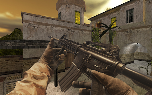 Counter Terrorist Attack - Combat Alien 3D - náhled