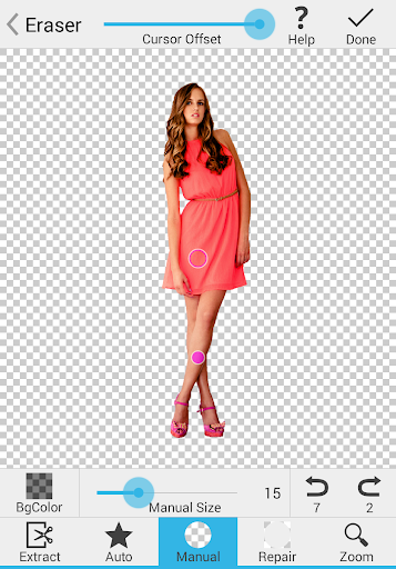 Background Eraser 2.6.1 Screenshots 2