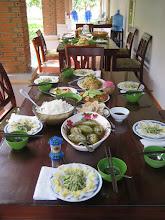 Photo: Dining in Vietnam