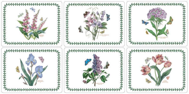 Botanic Garden Bordsunderlägg Small 6-pack