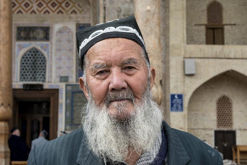 il vecchio saggio uzbeko. di Sognatrice