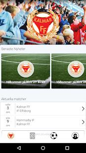 Kalmar FF Live - náhled