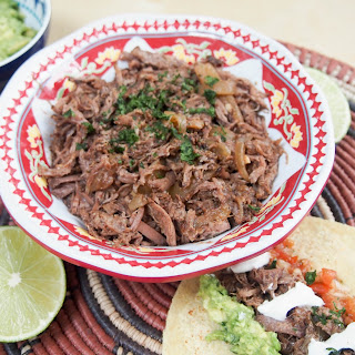 Mexican Slowcooker Beef Recipe