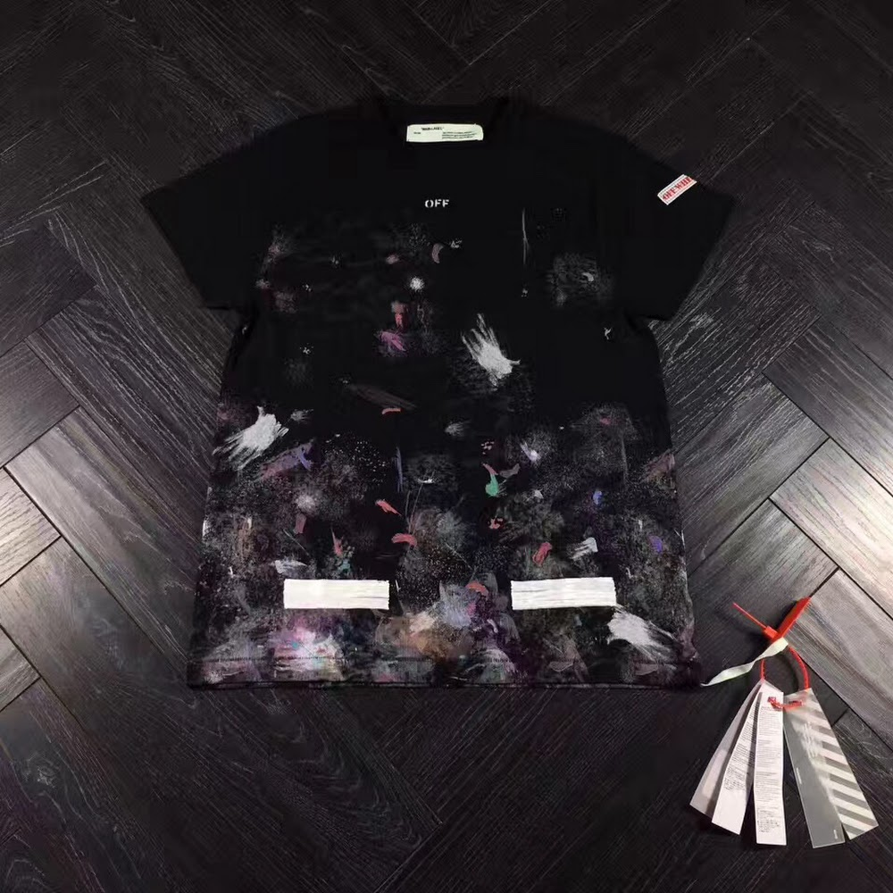 OW PAINT TEE
