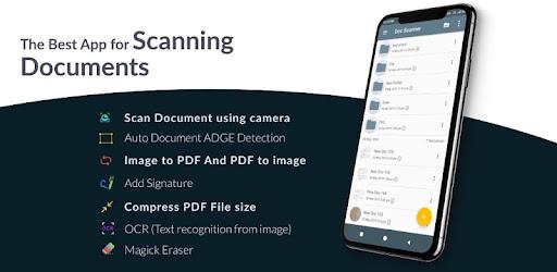 Document Scanner - PDF Creator - Apps on Google Play