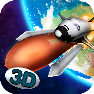 Space Shuttle Flight Simulator for PC and MAC